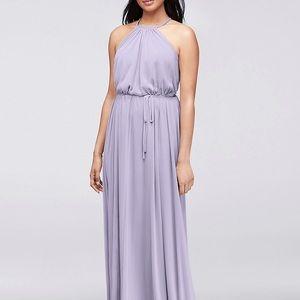 David's Bridal Bridesmaids/Formal Dress